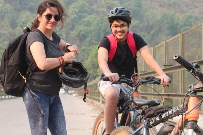Explore Rishikesh on eBikes