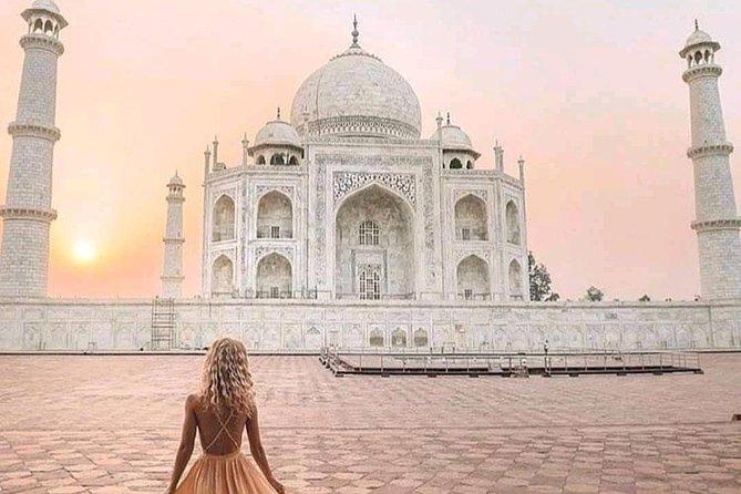Same day Taj Mahal tour from Jaipur