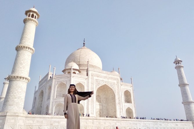 Private Taj Mahal Day and Agra Tour