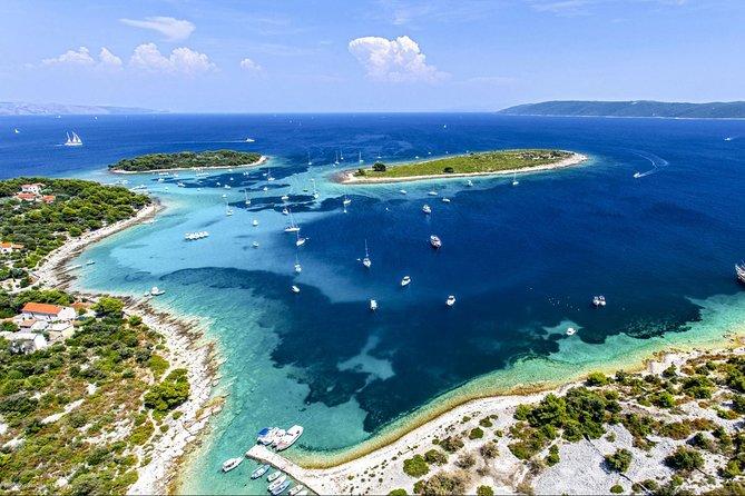 Blue Lagoon and Trogir - 3 islands Half day tour