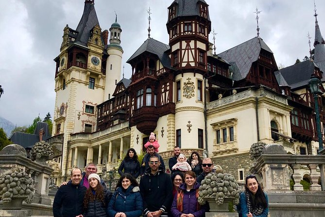 1 Day Castles Tour - Sinaia and Bran photo 2