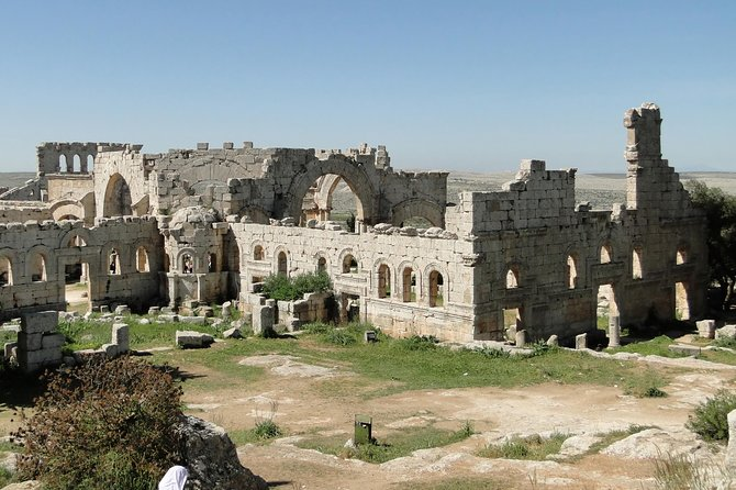 Private Tour: St Simeon's Monastery
