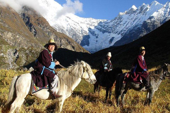 12 days Langtang Valley Homestay Trek