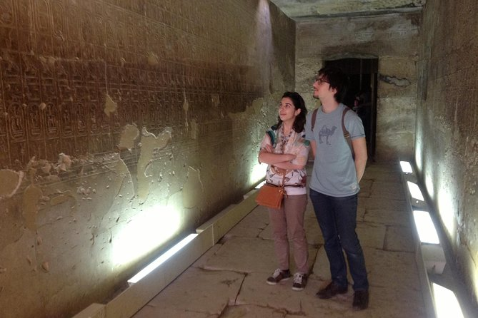 Day tour Abydos and Dendera temples from Luxor photo 3