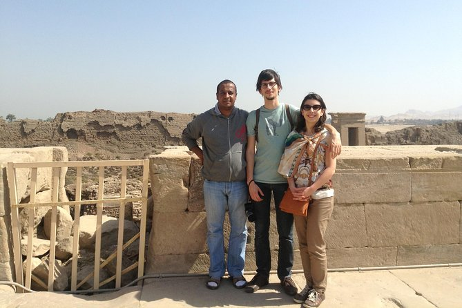 Day tour Abydos and Dendera temples from Luxor photo 2