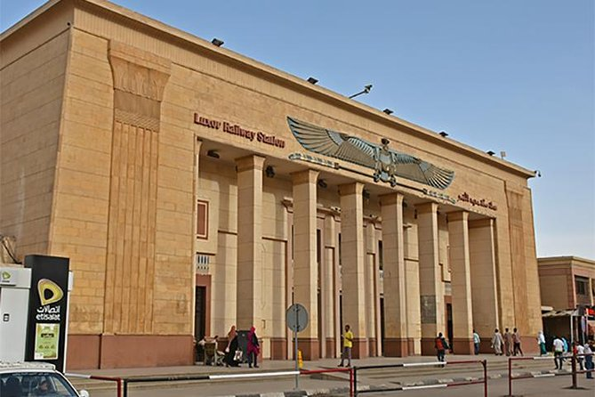Luxor Railway Station Private Departure Transfer