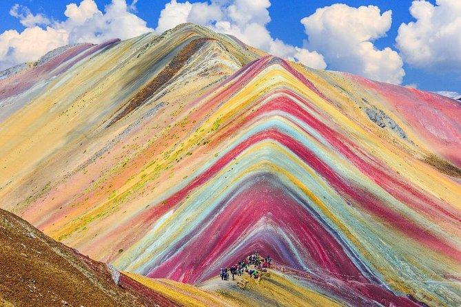 Rainbow Mountain Hiking Tour from Cusco