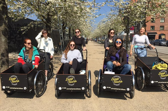 Cargo Bikes and the Science of Happiness (small group)