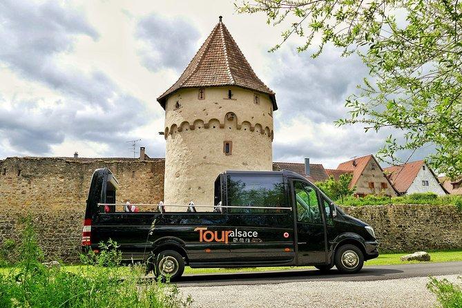 Day trip: Ribeauvillé, Riquewihr, Kaysersberg, Eguisheim
