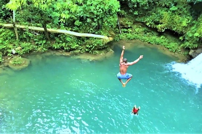 Blue Hole plus Secret Falls and Dunns River Falls Combo from Falmouth Hotels photo 36
