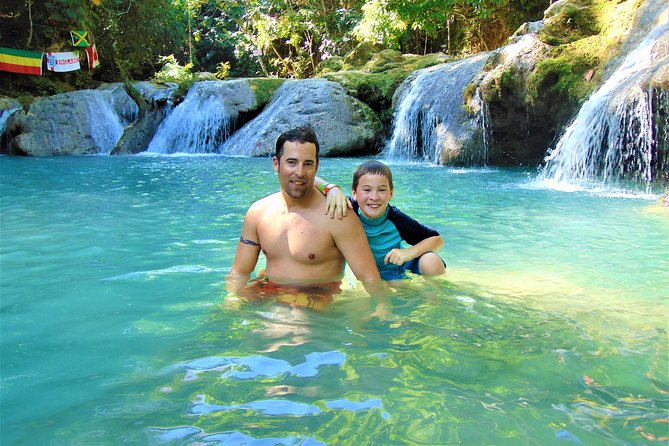 Blue Hole plus Secret Falls and Dunns River Falls Combo from Falmouth Hotels photo 40