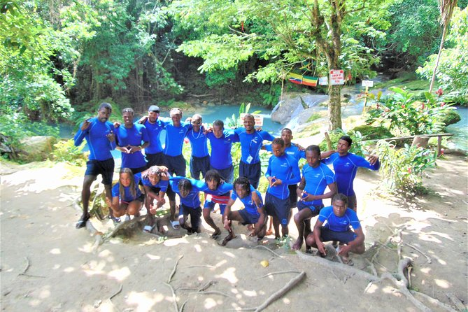 Blue Hole plus Secret Falls and Dunns River Falls Combo from Falmouth Hotels photo 17