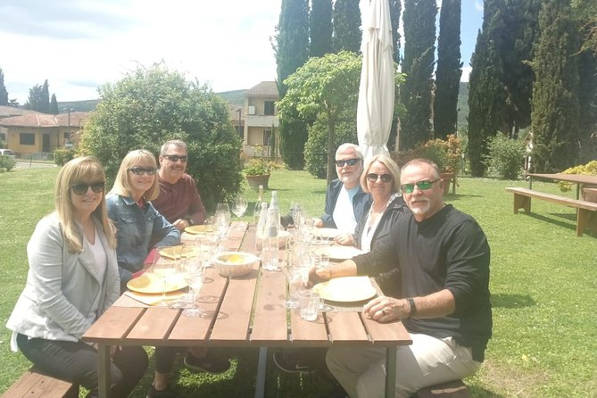 Siena Monteriggioni San Gimignano with Lunch&WineTasting Fullday from Florence