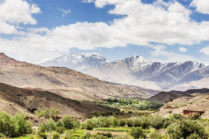 Day trip from Marrakech to Atlas Mountain