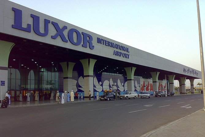 Luxor Airport Arrivals or Depature - Private transfer