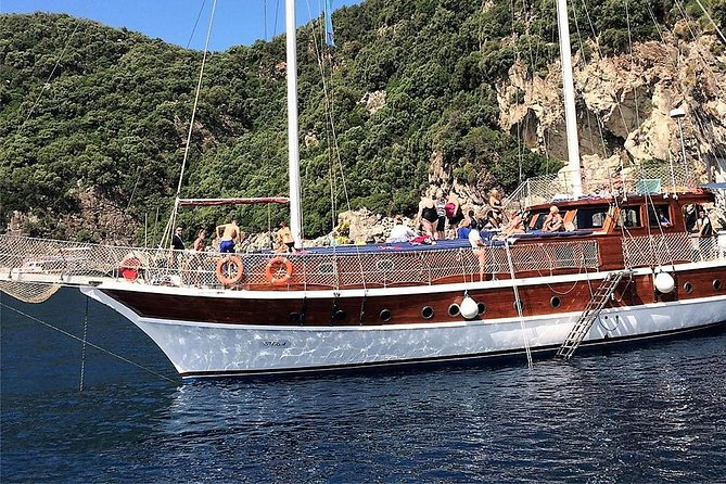 Relaxing Cruise with Lunch or Dinner in Marmaris