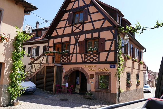 Day trip on the Wine Route and visit of Haut-Koenigsbourg