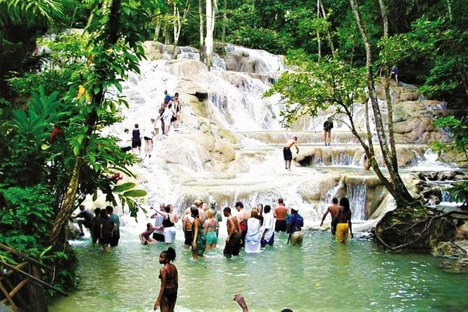 Blue Hole plus Secret Falls and Dunns River Falls Combo from Falmouth Hotels photo 10
