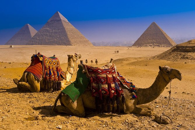 Private Full Day Cairo ( Pyramids, Egyptian Museum, Old Cairo) - Hurghada