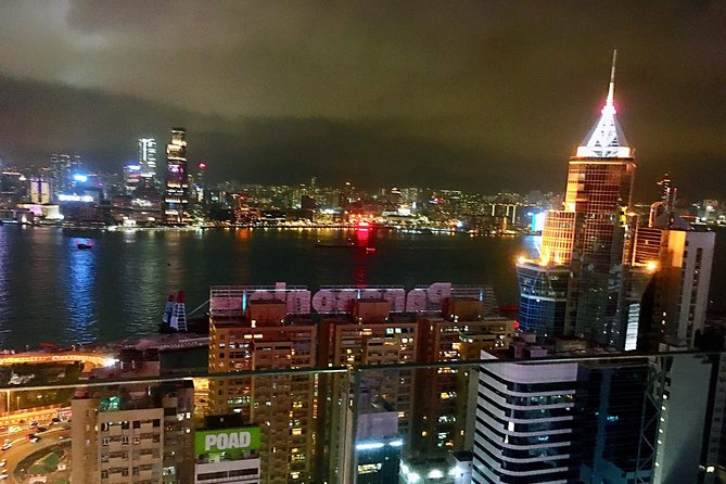 Hong Kong Best Panoramic Sky Bars View