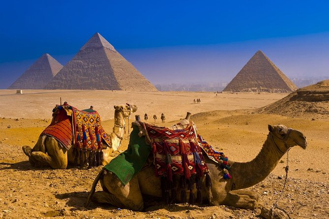 Cairo Full Day Trip (Pyramids, Sphinx & Egyptian Museum) over day - Hurghada