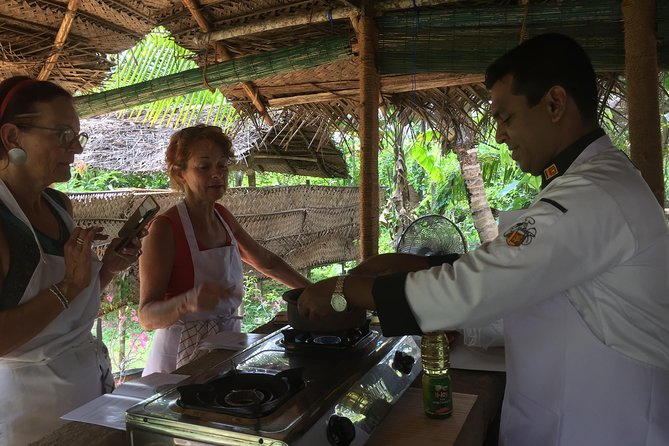 Sri Lankan Rice and Curry Cookery Demonstration—Galle