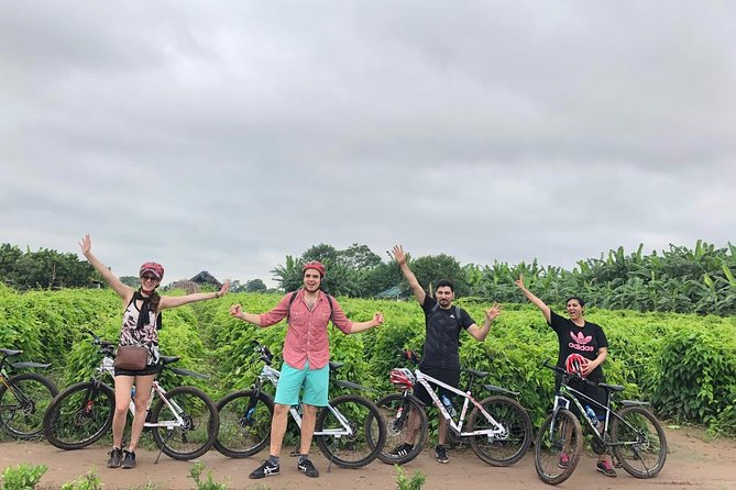 5 Hours Biking Tour Around Hanoi City And Countryside With Local Guide
