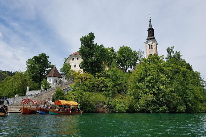 Lake Bled and Castle Half Day Tour Visiting an Old Printing Workshop from Ljubljana