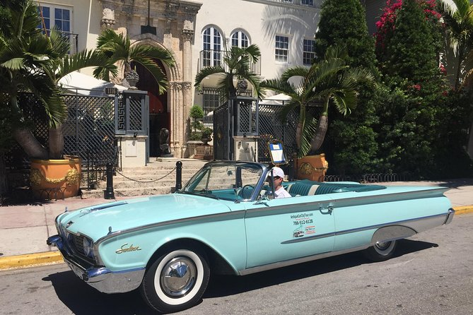 The Original Miami Beach Classic Convertible Private Tour photo 1