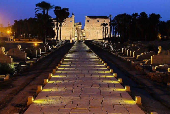 Group Day Trip to Luxor from Hurghada El Gouna