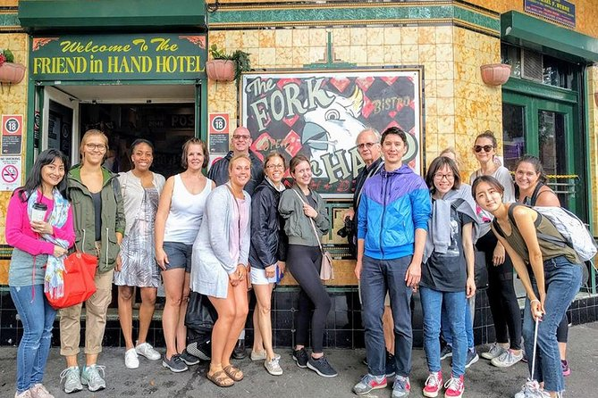 Hidden Sydney Walking Tour - Stories, Food & Coffee