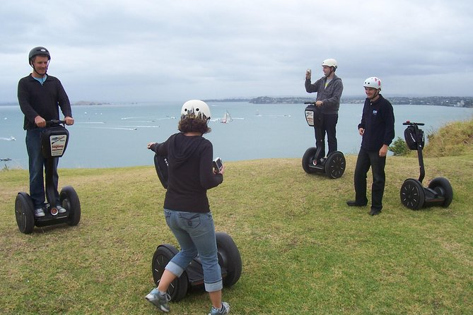 Guided North Head Fort Segway Tour in Devonport Auckland