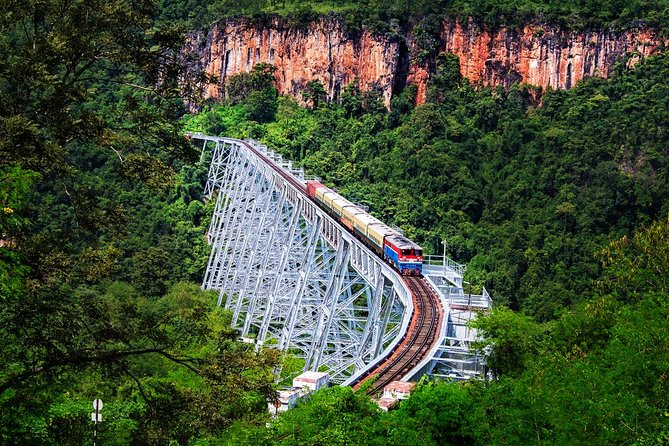 Gokteik Viaduct Full-Day Private Tour from Mandalay