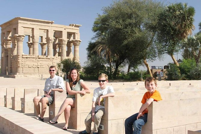 Private Tour To Philae Temple & High Dam and Unfinished Obelisk in Aswan