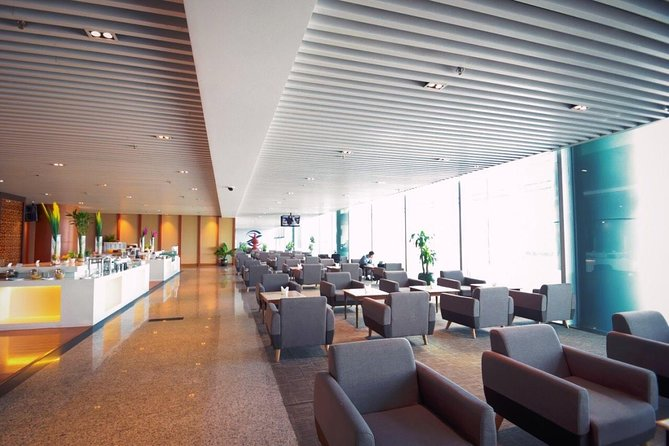 Yangon International Airport Lounge Use Ticket