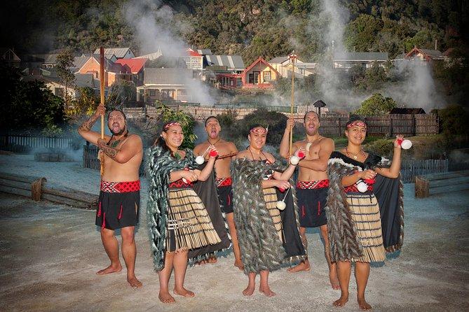 Tauranga Shore Excursion: Maori Village & Geothermal Rotorua With Sightseeing