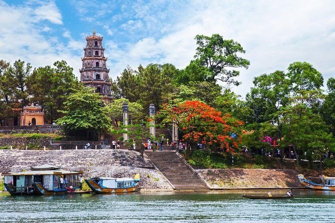 Hue Private Guided Tombs and Thien Mu Pagoda Tour