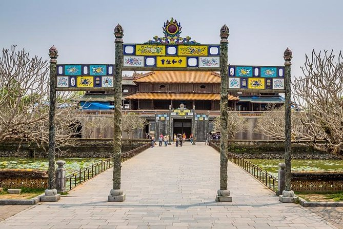 Hoi An ( Da Nang)- Hue sightseeing- Hoi An ( Da Nang)