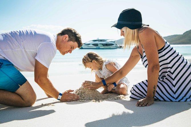 Whitehaven Beach and Daydream Island Cruise