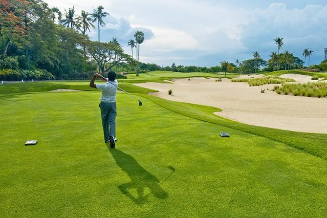 Sport Experience in Bali National Golf Club