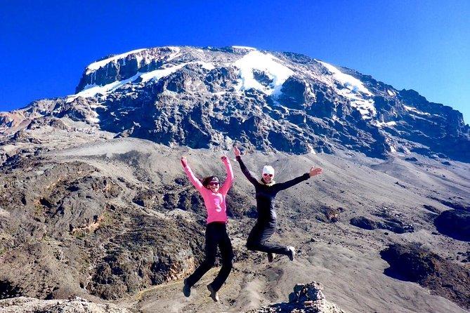 Climb Kilimanjaro, 8 days lemosho route