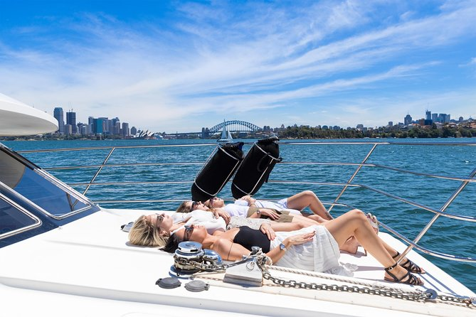 Private Intimate Sydney Harbour Luxury Sightseeing / Transfer Cruise