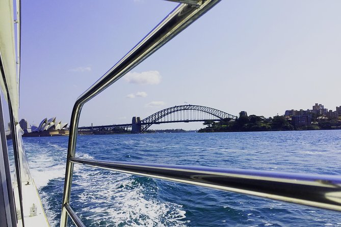 Harbour Sights Lunch Cruise on Sydney Harbour