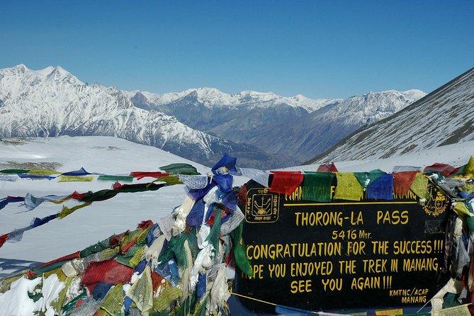 Annapurna Circuit Trek -21 Days