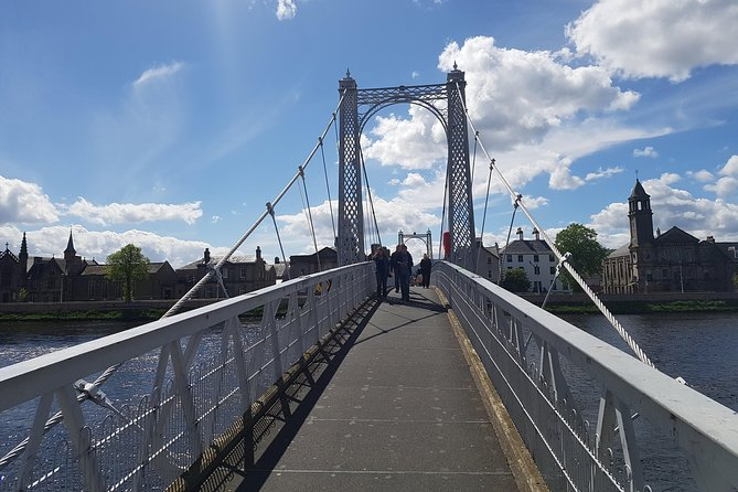 Inverness: Gateway to the Highlands Walking Audio Tour by VoiceMap
