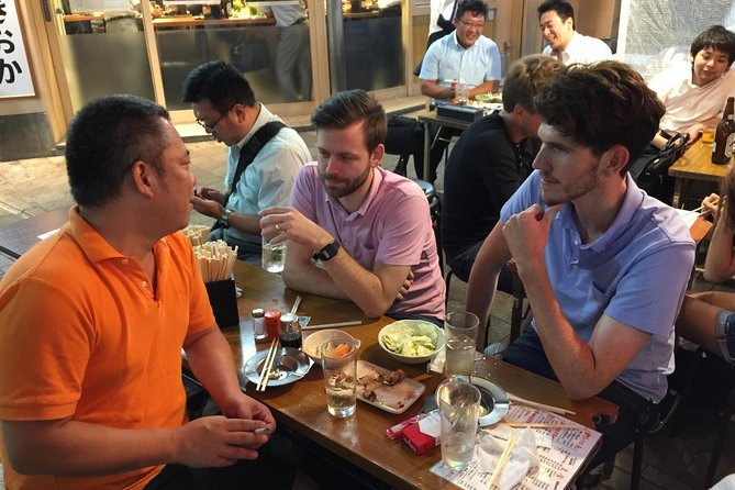 Guided Local Food and Drink Tour in the Ginza District photo 6