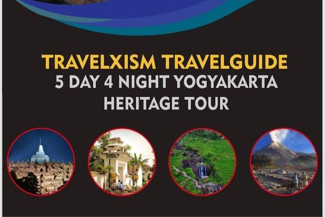 5 Day 4 Night Yogyakarta Heritage Sustainable Tour