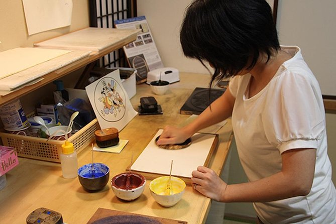 Designing Your Lucky Character with a Brush Pen Experience in Fukuoka photo 6