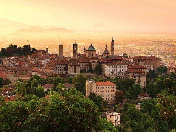 Bergamo Half-Day Tour from Milan