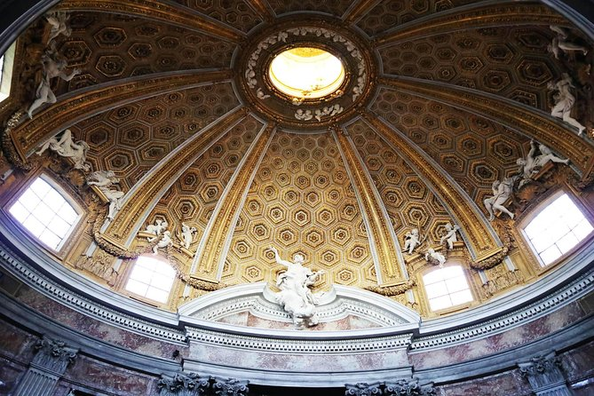 Challenges and inspiration in the heart of Roman Baroque